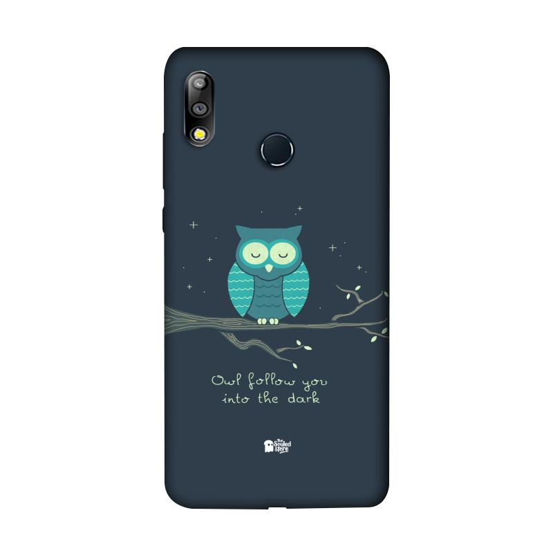 Romantic Owl Asus Zenfone Max Pro M2 | Hands Off My Dinosaur
