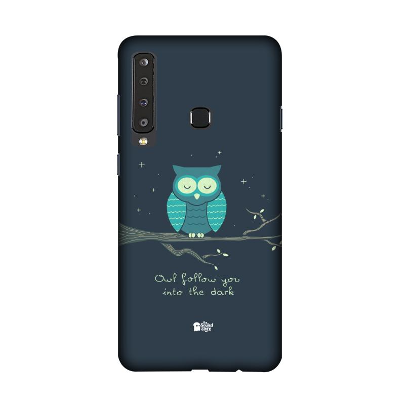 Romantic Owl Galaxy A9 Pro (2018) | Hands Off My Dinosaur