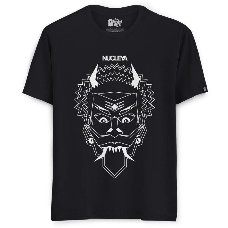 Nucleya: Koocha Monster (Black) T-Shirts   Nucleya