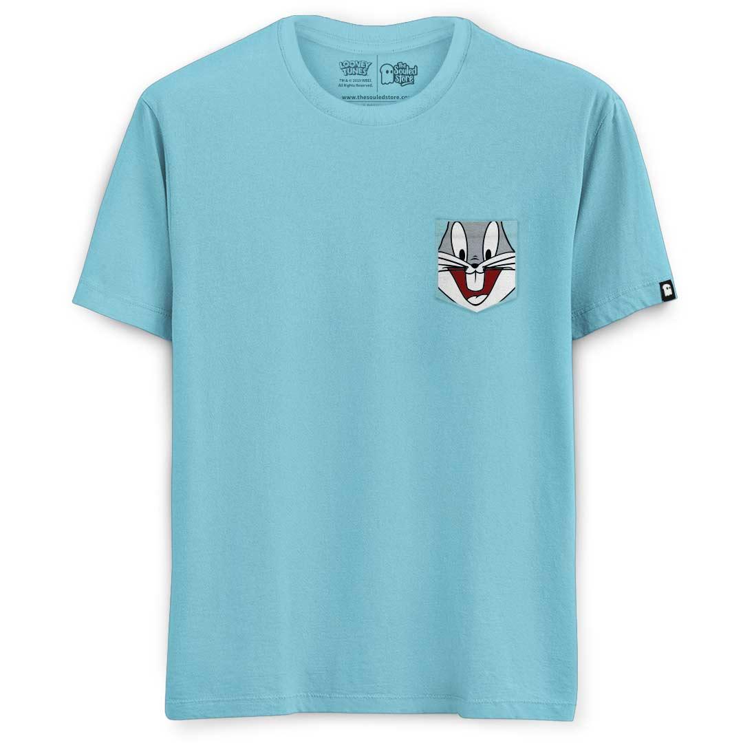 Pocket Tees: Bugs T-Shirts   Looney Tunes™