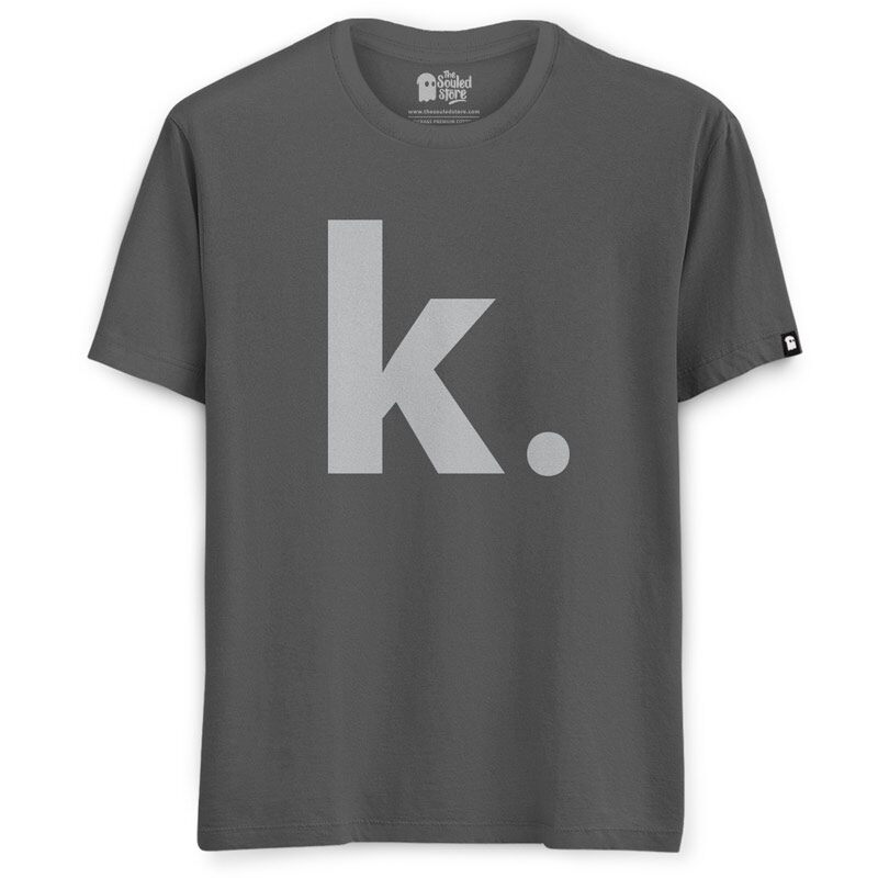 K. T-Shirts | The Souled Store