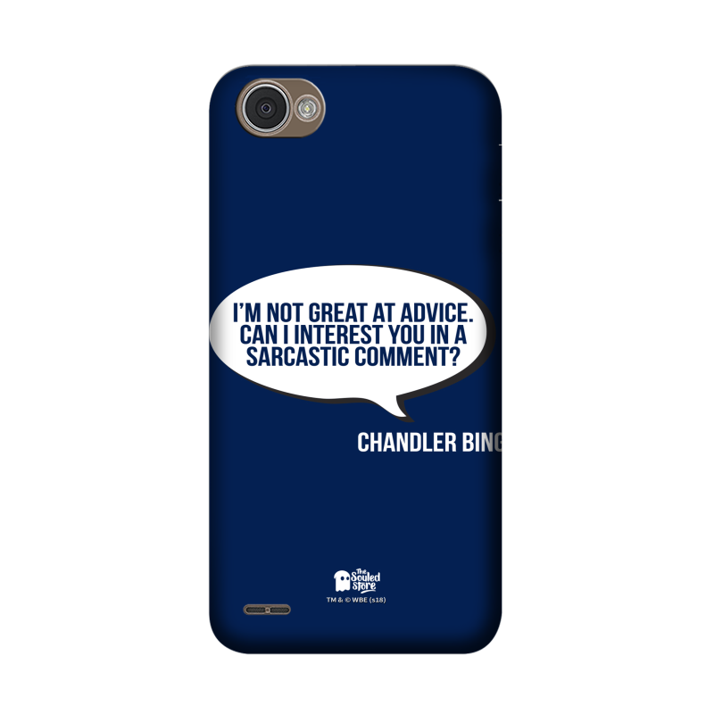 F.R.I.E.N.D.S: Chandler Bing LG Q6 | F.R.I.E.N.D.S™
