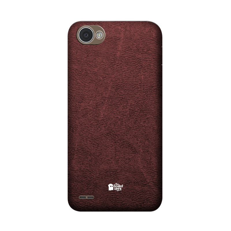 Vintage Leather LG Q6 | The Souled Store