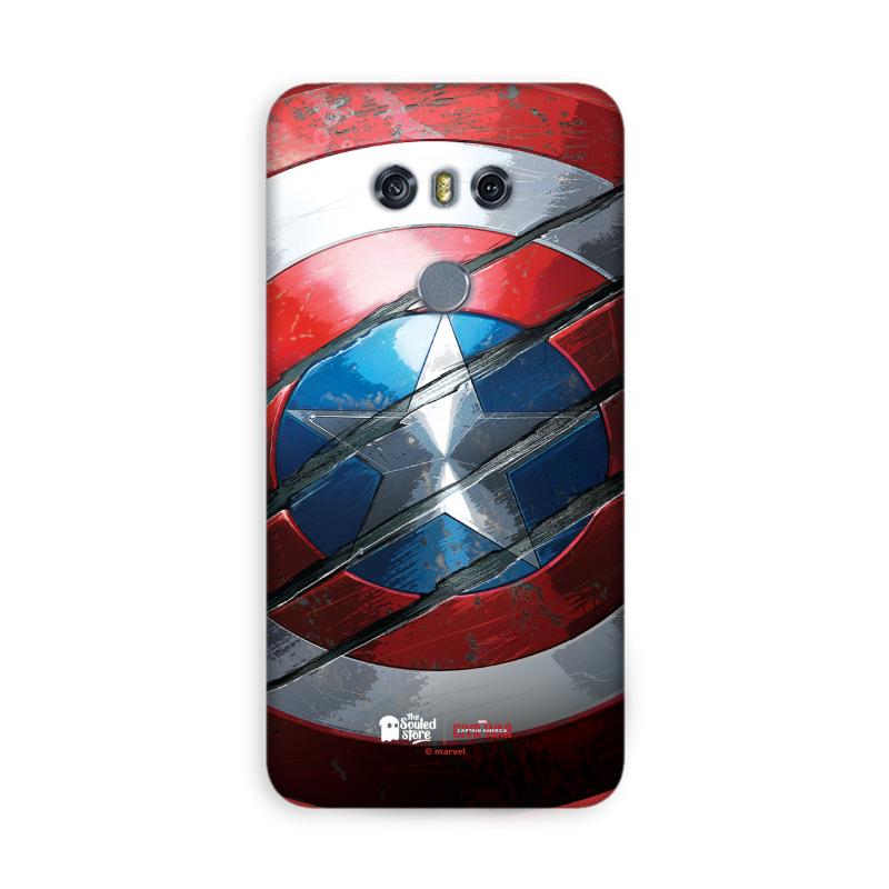 Captain America: Shield LG G6 | Marvel™