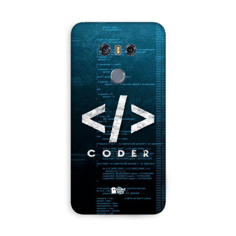 Coder LG G6 | The Souled Store