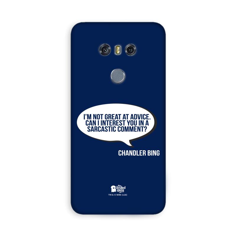 F.R.I.E.N.D.S: Chandler Bing LG G6 | F.R.I.E.N.D.S™