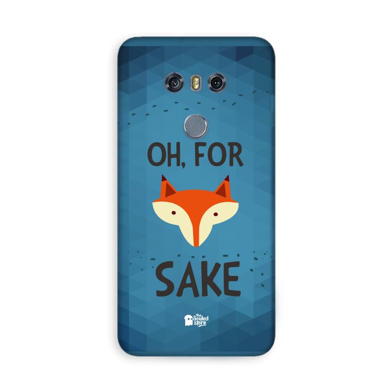 Fox Sake LG G6 | The Souled Store