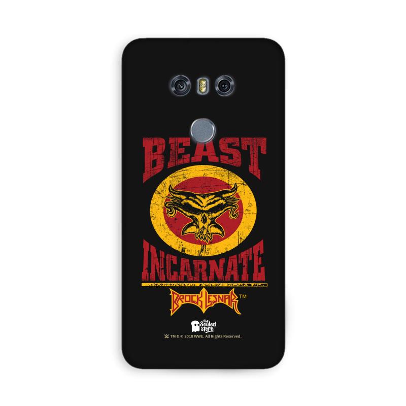 "WWE: Brock Lesnar ""Beast Incarnate"" LG G6 | WWE®"