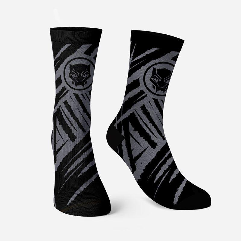 Black Panther: Panther Symbol Socks | Marvel™