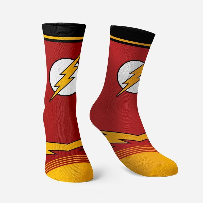 The Flash: Classic Logo Socks   DC Comics™