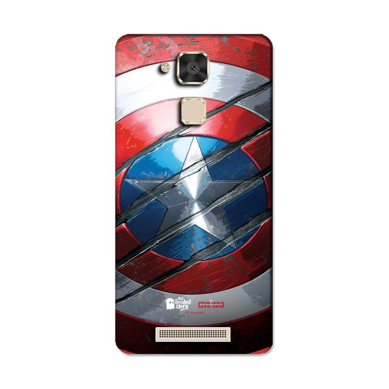 Captain America: Shield Zenfone 3 Max | Marvel™