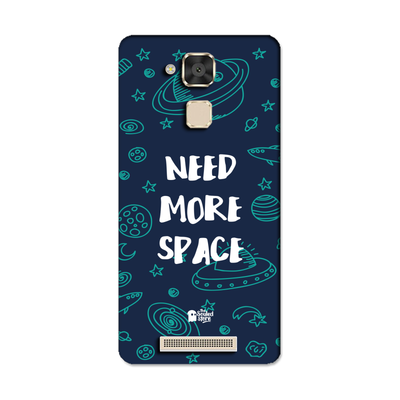 Need More Space Zenfone 3 Max | The Souled Store