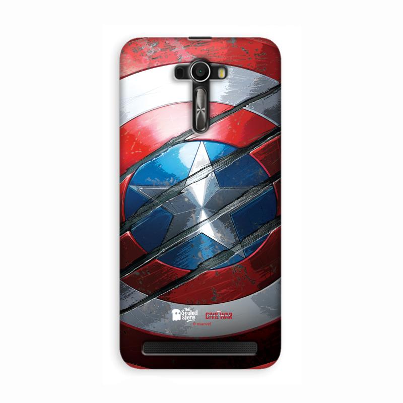 Captain America: Shield Zenfone Selfie | Marvel™