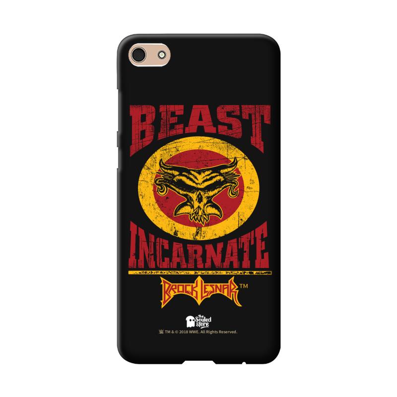 "WWE: Brock Lesnar ""Beast Incarnate"" Vivo V5 Plus | WWE®"
