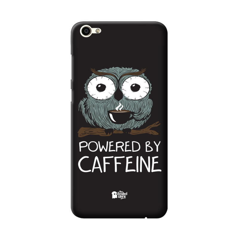 Caffeine Addict Vivo V5 | The Souled Store