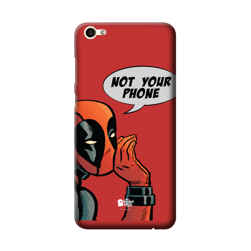 Deadpool: Not Your Phone Vivo V5 | Deadpool™