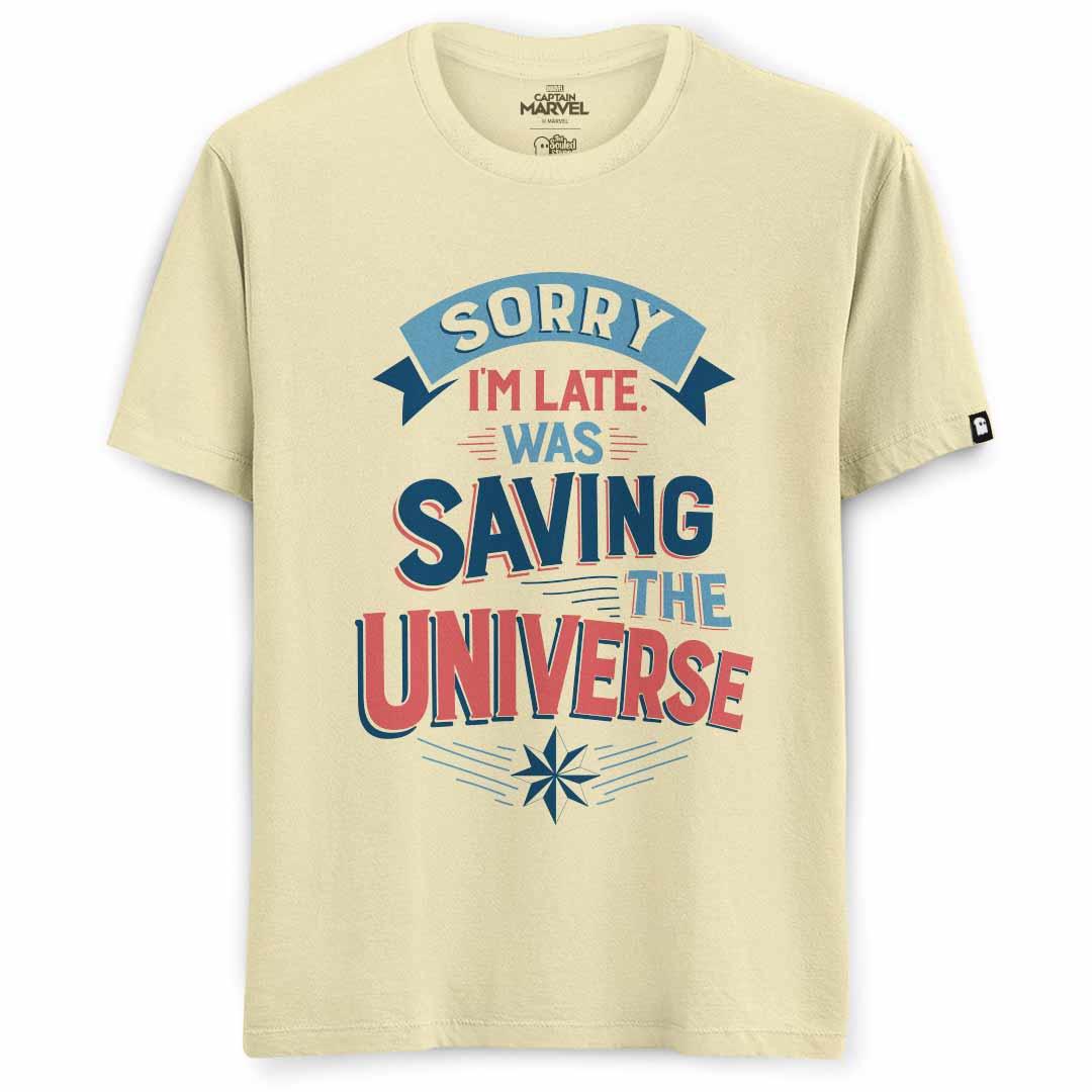 Captain Marvel: Saving The Universe T-Shirts | Marvel™