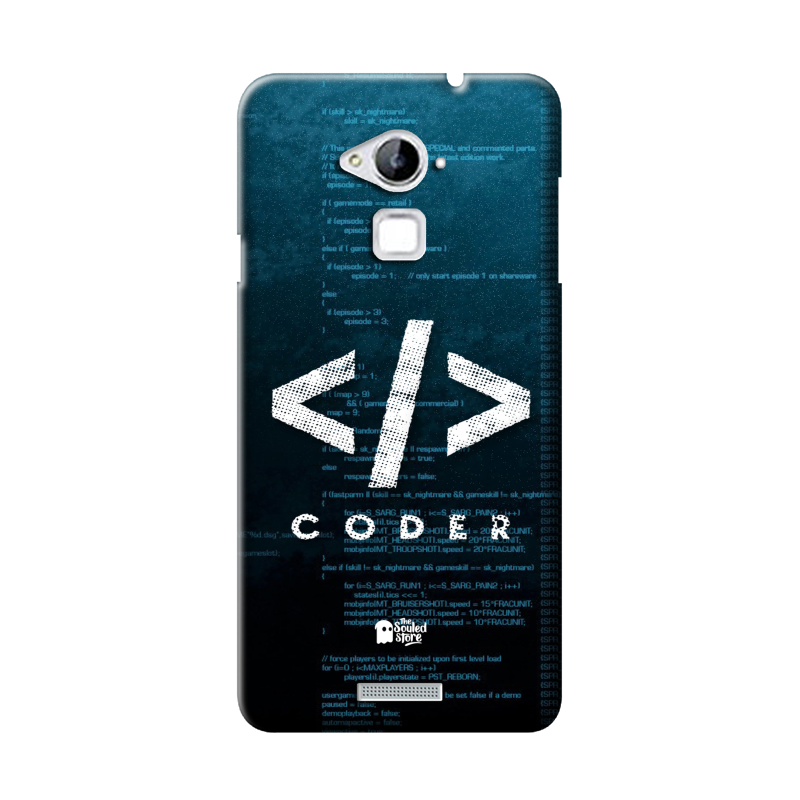Coder Coolpad Note 3 | The Souled Store