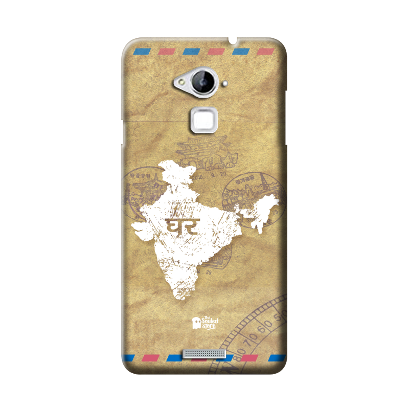 India Map Coolpad Note 3 | The Souled Store
