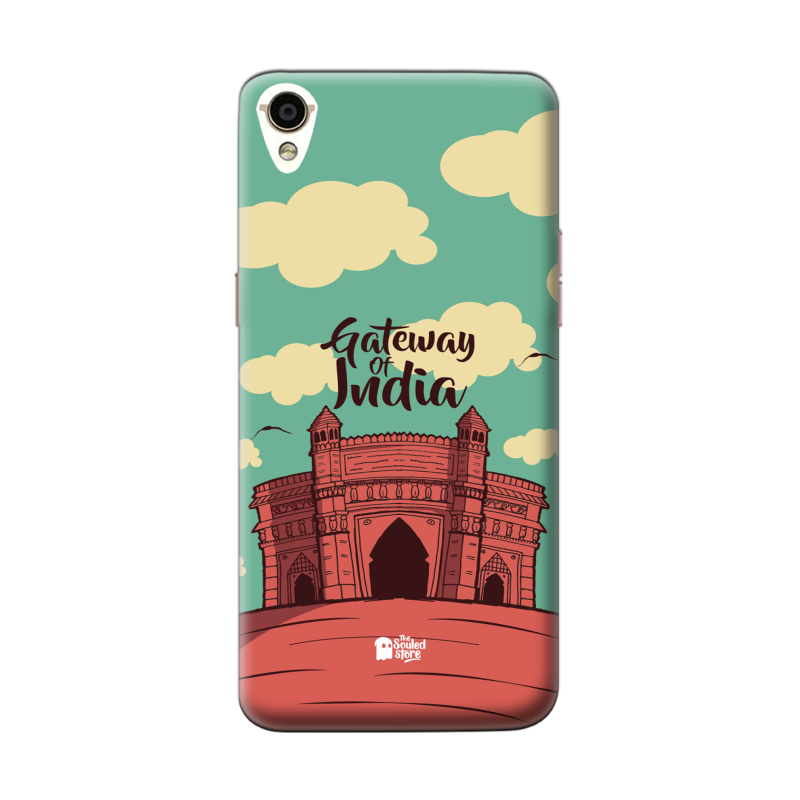 Gateway of India Oppo F1 Plus | The Souled Store