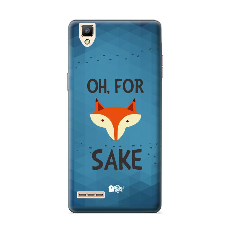 Fox Sake Oppo F1 | The Souled Store