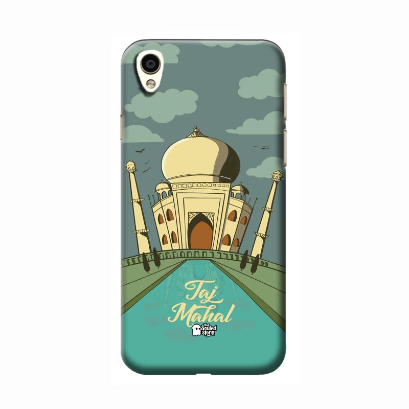 Taj Mahal Oppo R9 Plus | The Souled Store