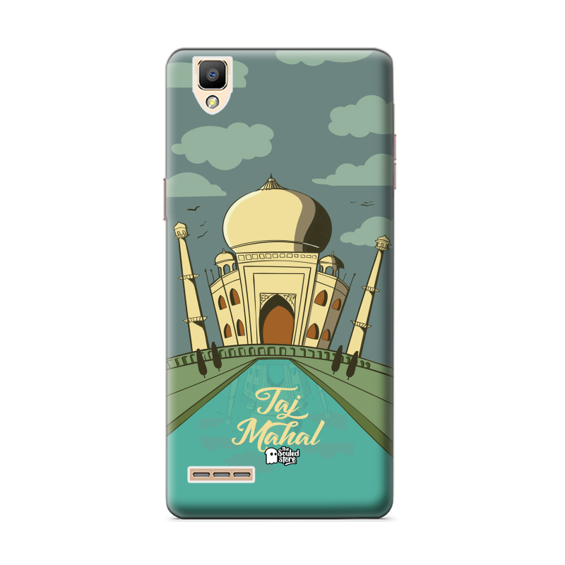 Taj Mahal Oppo F1 | The Souled Store