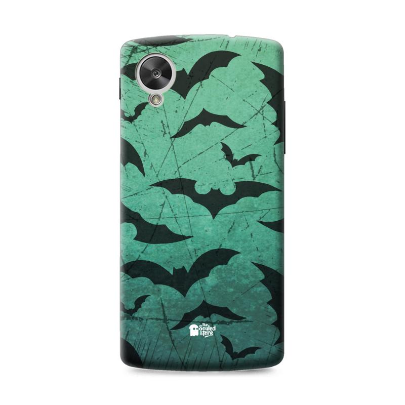 Bats Pattern Nexus 5 | The Souled Store