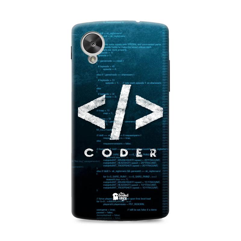 Coder Nexus 5 | The Souled Store