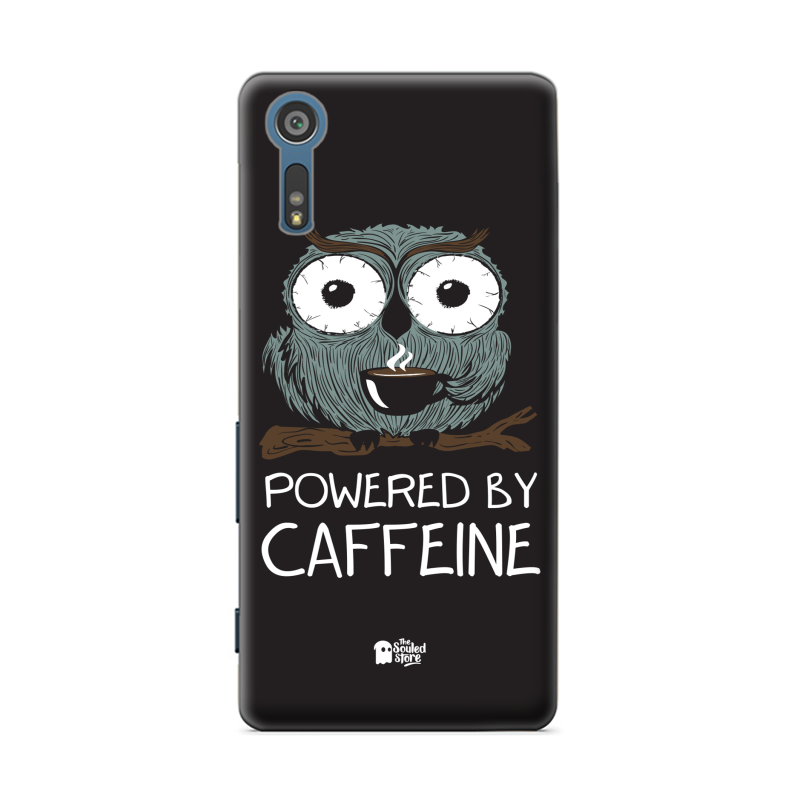 Caffeine Addict Sony Xperia XZ | The Souled Store