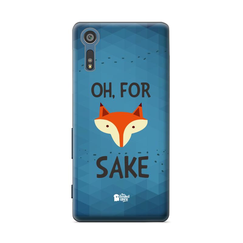 Fox Sake Sony Xperia XZ | The Souled Store