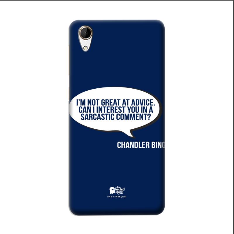 F.R.I.E.N.D.S: Chandler Bing HTC 830 | F.R.I.E.N.D.S™