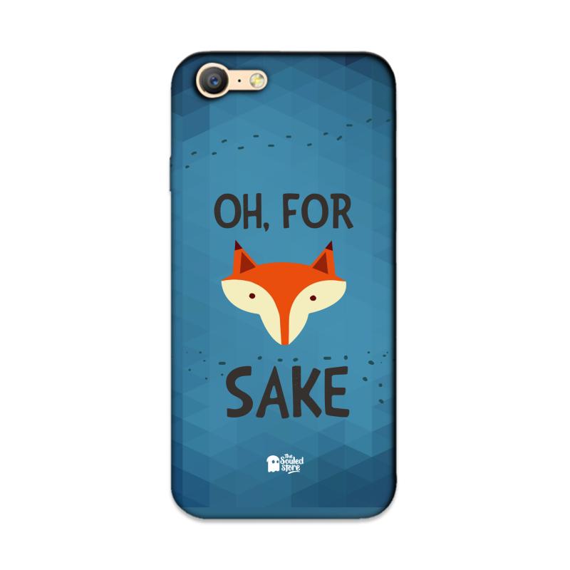 Fox Sake Oppo A57 | The Souled Store