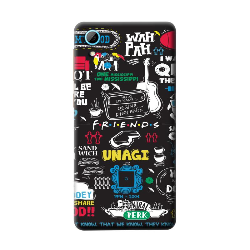 F.R.I.E.N.D.S: Doodle HTC Desire 820 | F.R.I.E.N.D.S™