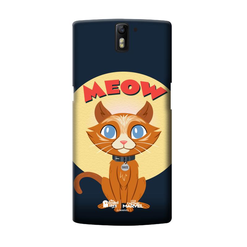 Captain Marvel: Meow OnePlus One | Marvel™
