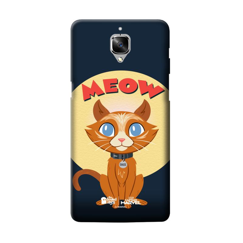 Captain Marvel: Meow OnePlus 3T | Marvel™