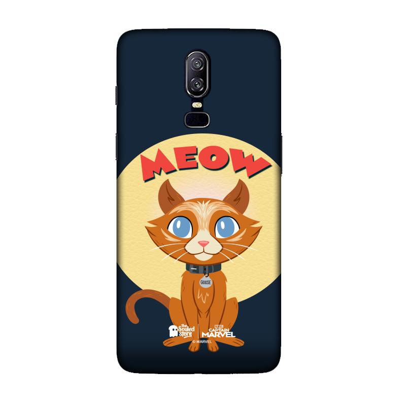 Captain Marvel: Meow OnePlus 6 | Marvel™