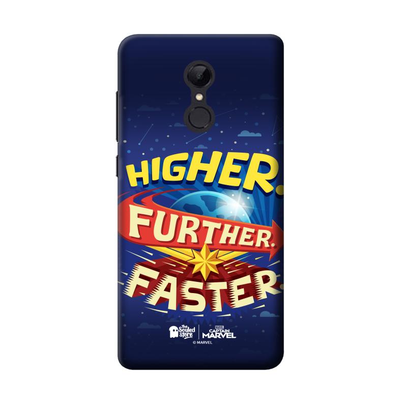 Captain Marvel: Higher Further Faster Redmi Note 5 | Marvel™