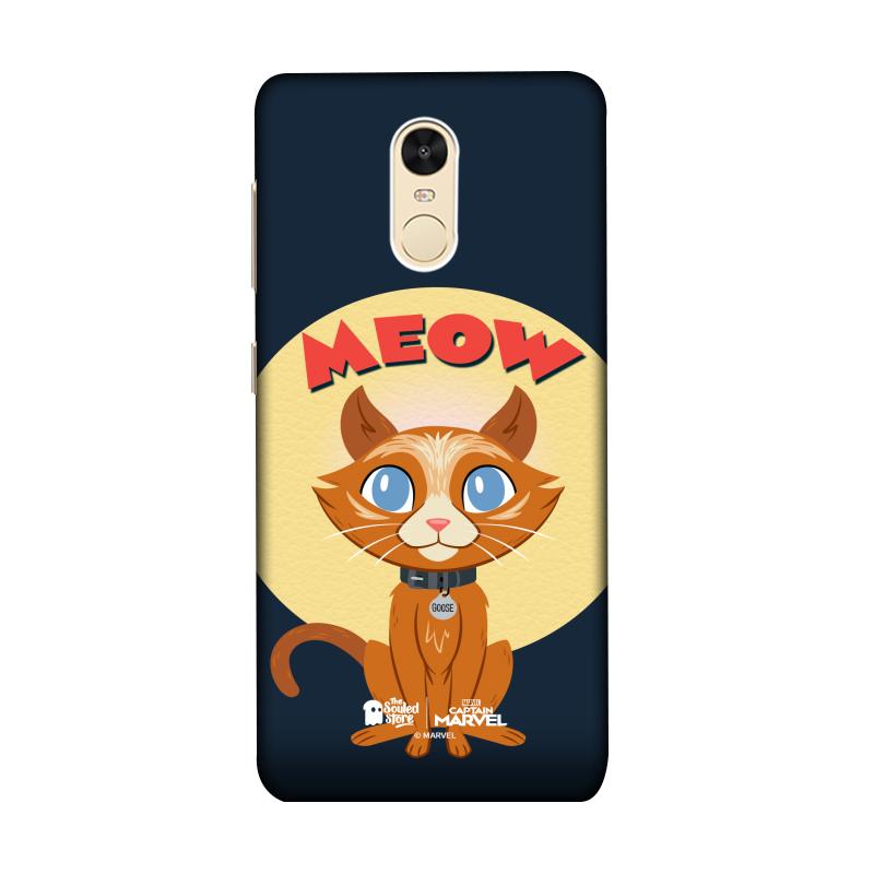 Captain Marvel: Meow Xiaomi Redmi Note4 | Marvel™