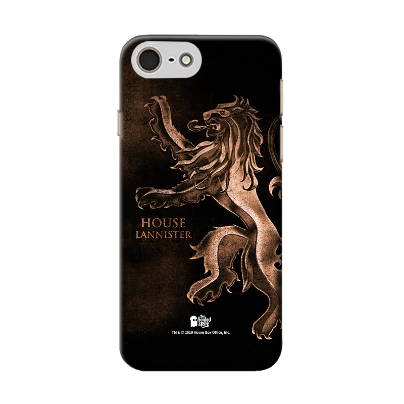 GOT: House Lannister iPhone 8   Game Of Thrones