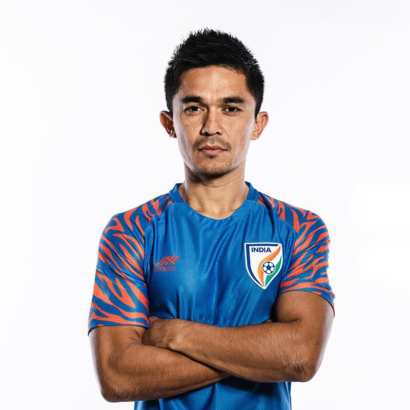By Indian National Football Team