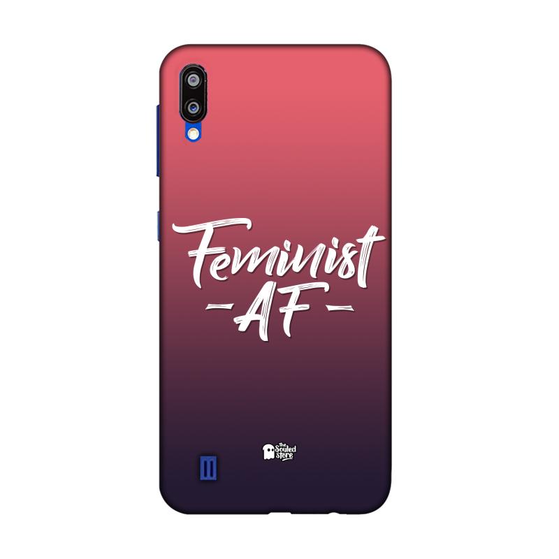 Feminist AF Samsung M10 | The Souled Store